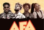 Article Wan – Afa Ft Fameye x Quamina MP & Freda Rhymz mp3 download