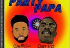 Kweku Afro – Party Papa Ft Darkovibes mp3 download