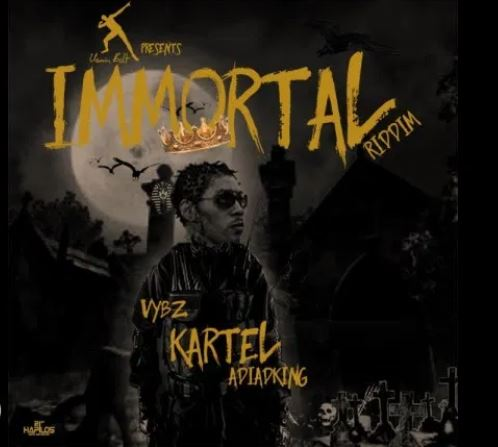Vybz Kartel – ADIADKING mp3 download (Immortal Riddim)