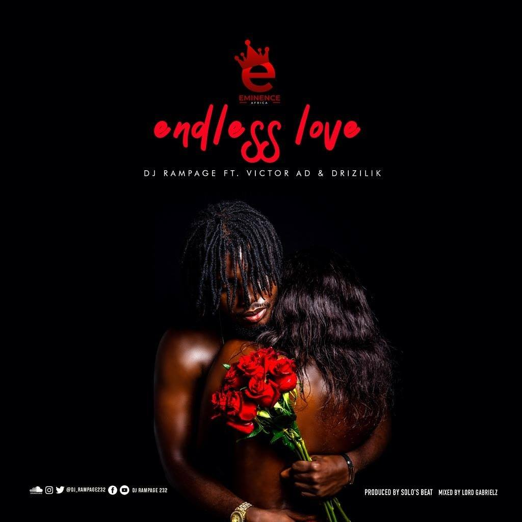 DJ Rampage - Endless Love Ft Victor AD & Drizilik mp3 download