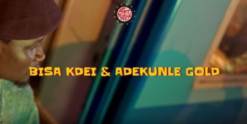 Download Video Bisa Kdei – Adiza Ft Adekunle Gold