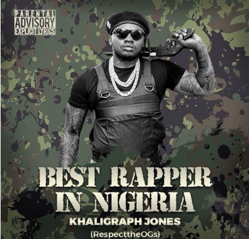 Khaligraph Jones Best Rapper In Nigeria Blaqbonez Diss mp3 download