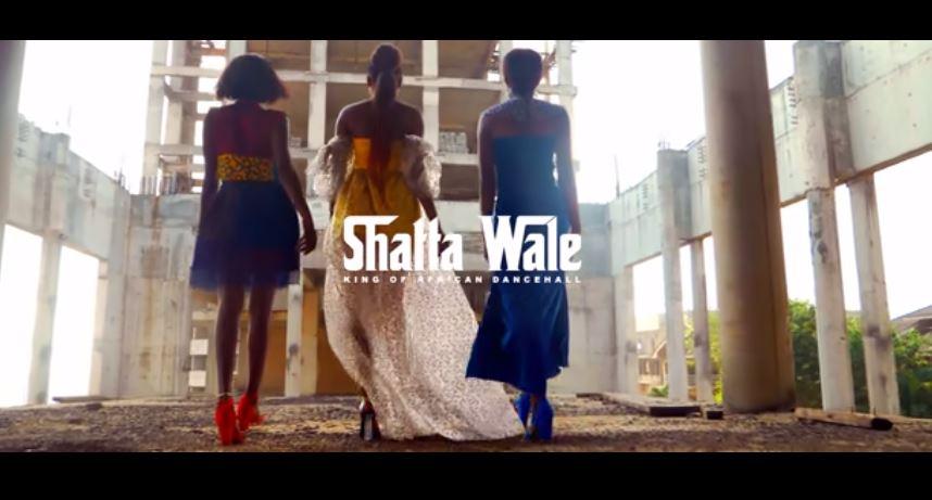 Shatta Wale Akwele Take Video Download