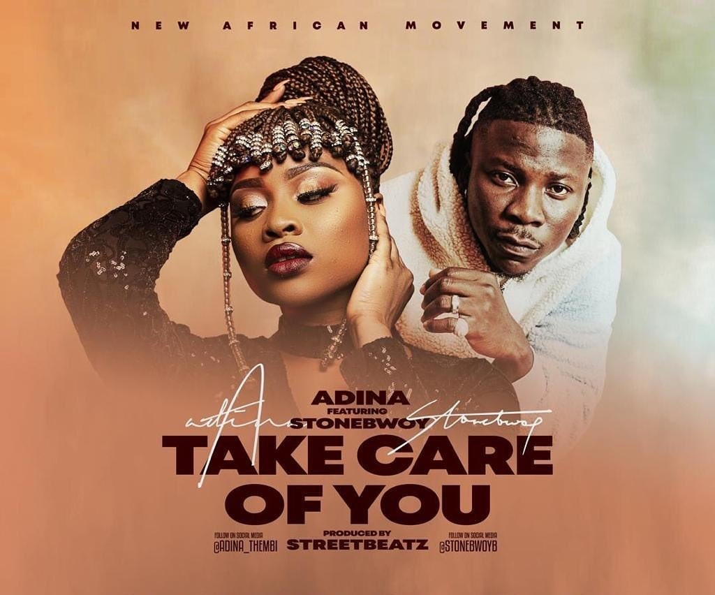 Adina Take Care Of You Ft Stonebwoy mp3 download