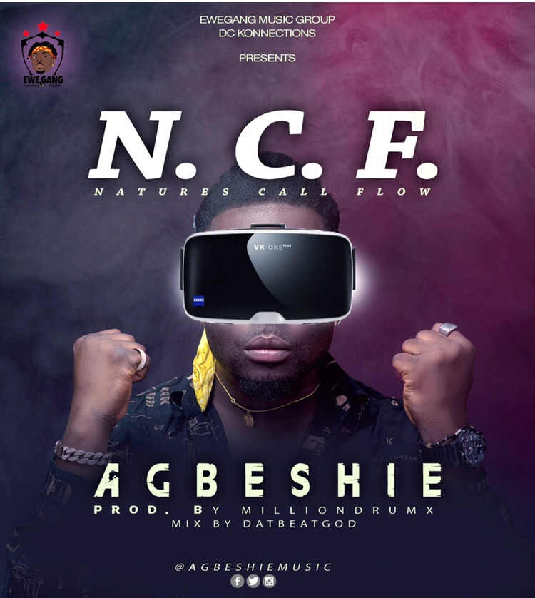 Agbeshie – Nature's Call Flow N.C.F mp3 download.