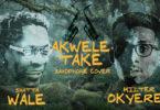 shatta wale akwele take sax version