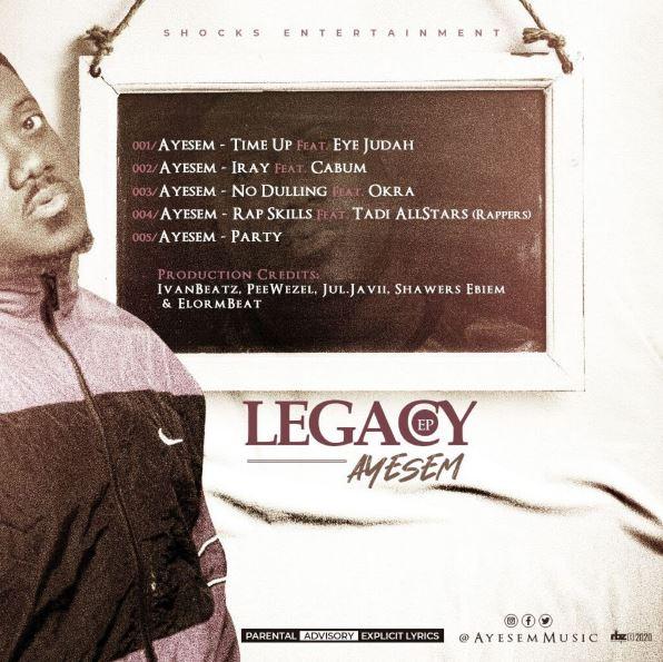 Ayesem – Time Up Ft Eye Judah mp3 download