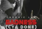 Chronic Law - Badness Cya Done mp3 download