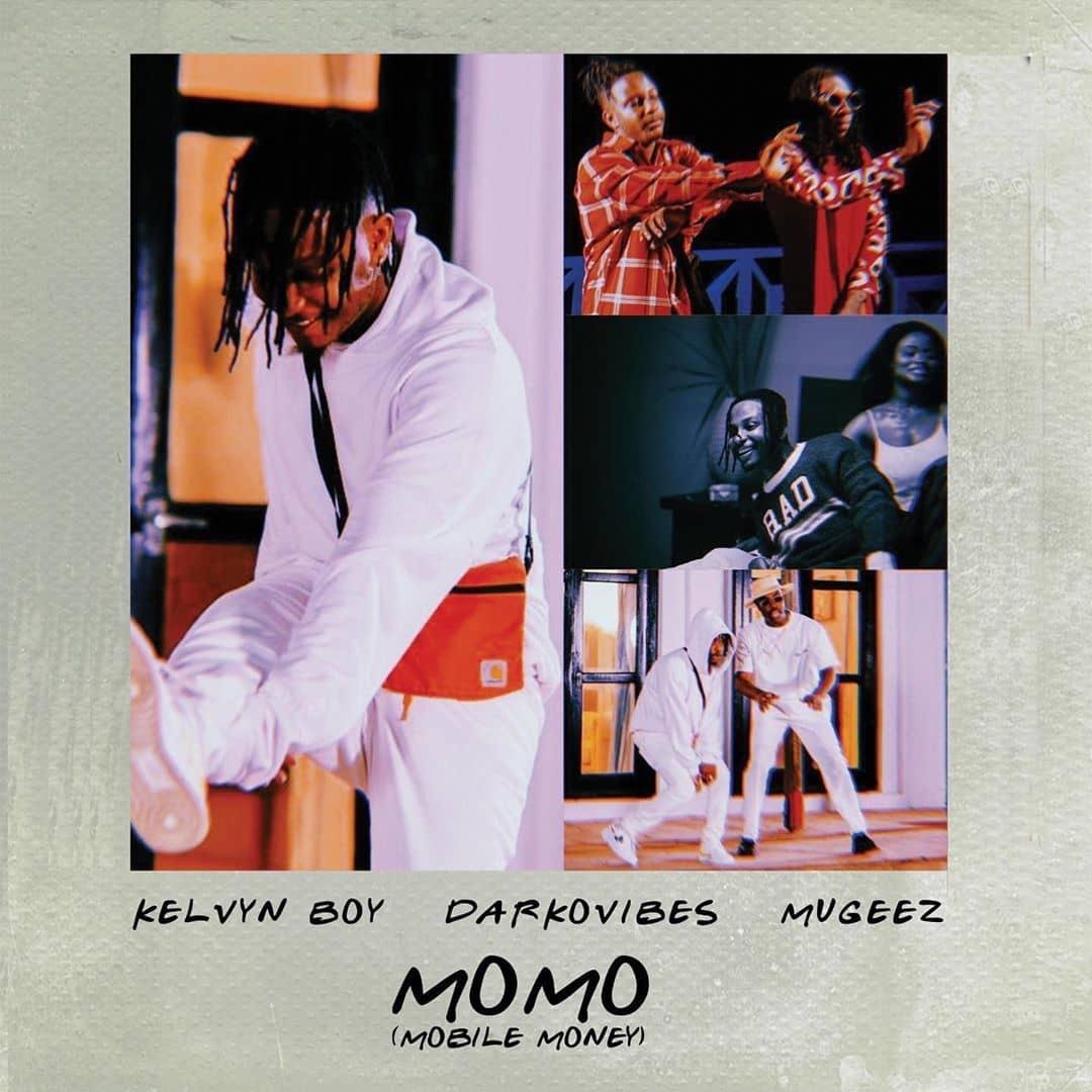 Kelvyn Boy Momo, kelvyn boy mobile money