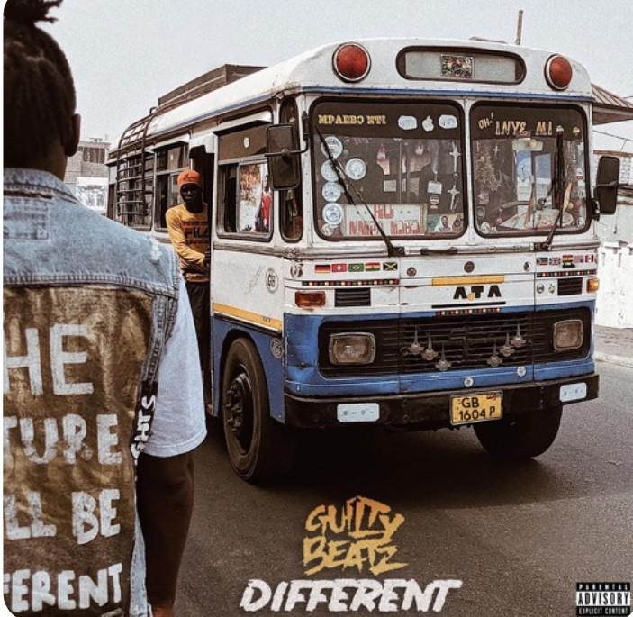 guiltybeatz different ep, guiltybeatz different album