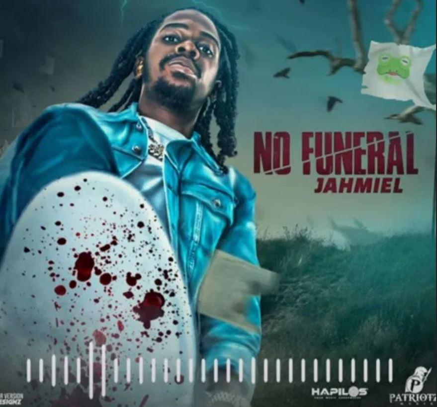 Jahmiel – No Funeral (Chronic Law Diss) mp3 download