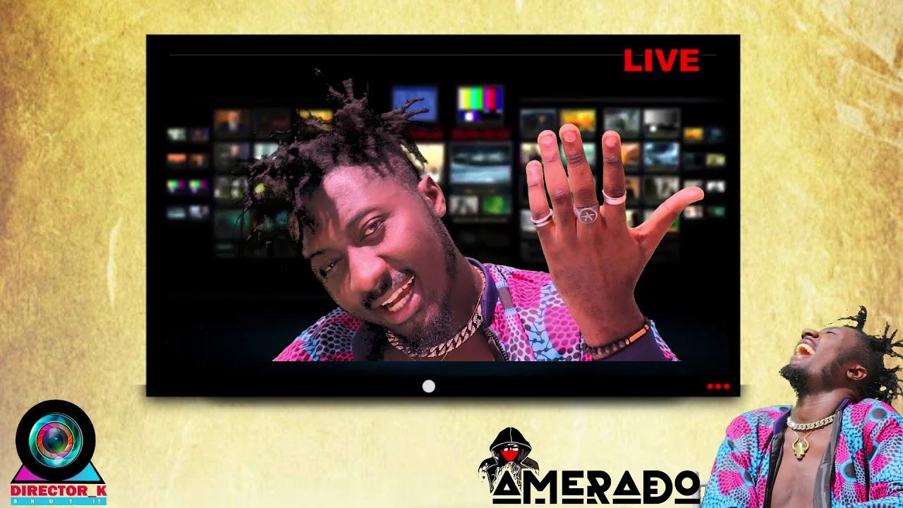 Amerado – Yeete Nsem Ft Eno Barony, Sista Afia, Freda Rhymz, Medikal, Sister Derby & Strongman mp3 download