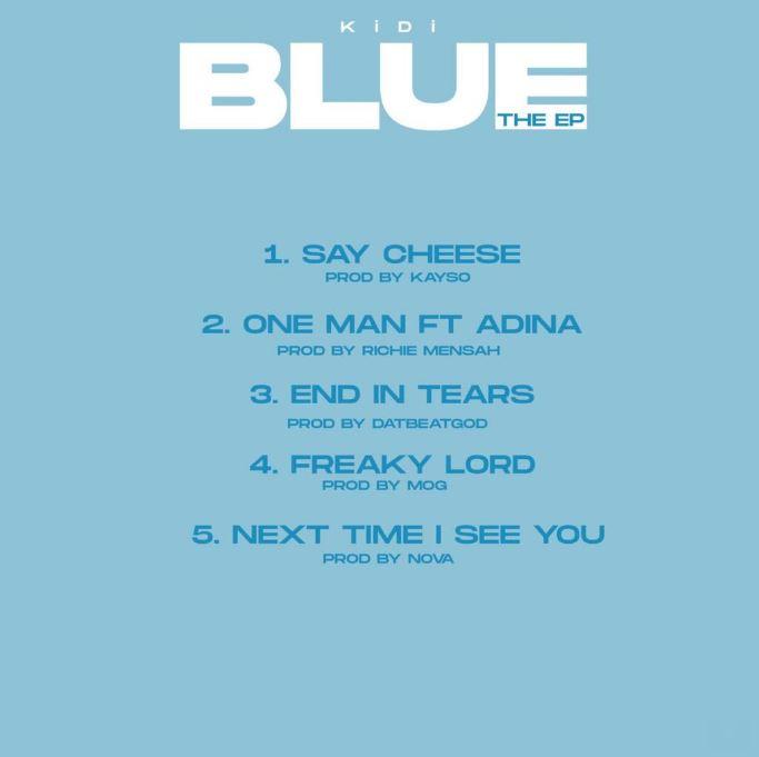 KiDi – Blue EP download