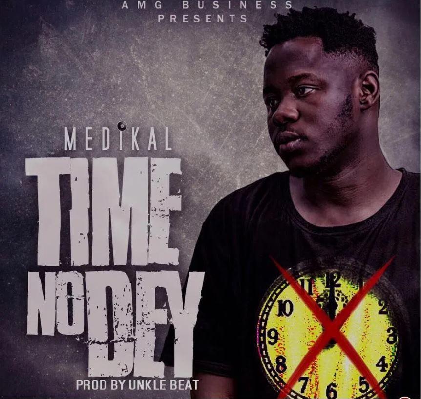 Medikal – Time No Dey mp3 download
