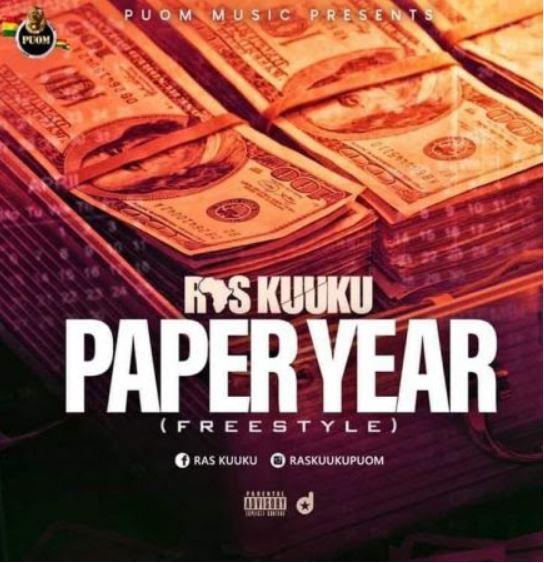 Ras Kuuku – Paper Year (freestyle) mp3 download