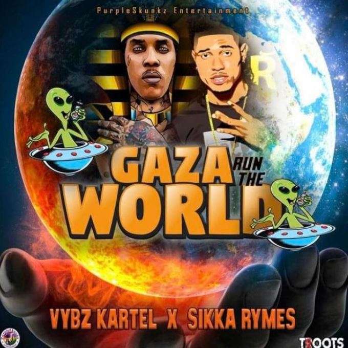 Vybz Kartel – Gaza Run The World Ft Sikka Rymes mp3 download