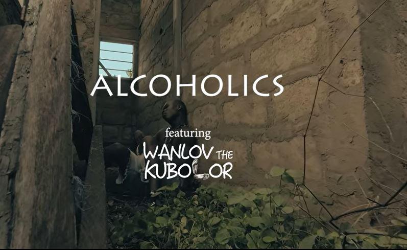 AY Poyoo – Alcoholics Ft Wanlov The Kubolor video download