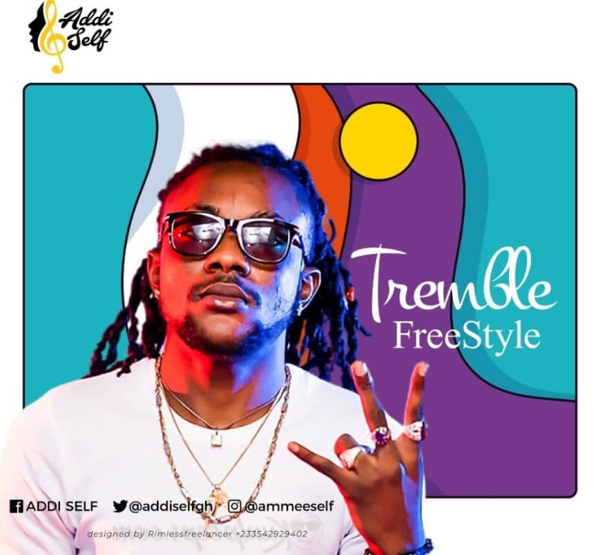 Addi Self – Tremble (Freestyle) mp3 download