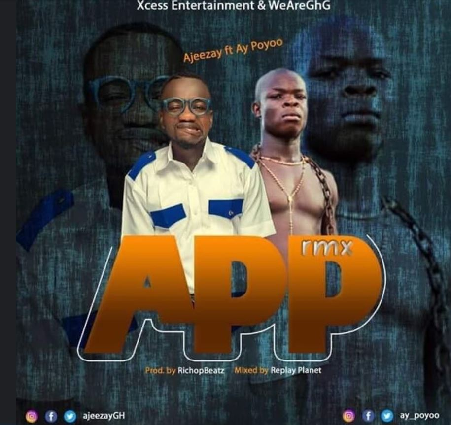 Ajeezay – App Remix Ft AY Poyoo mp3 download
