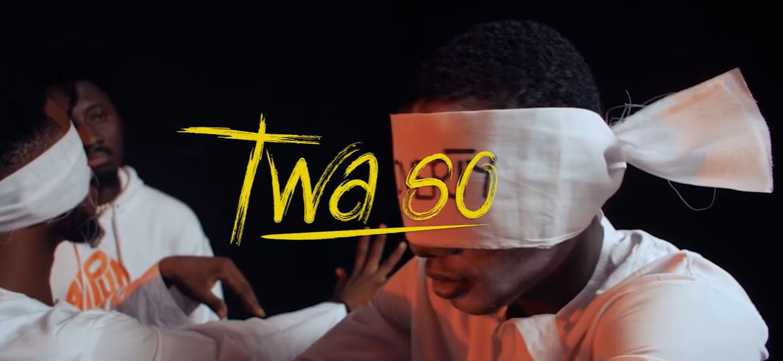 Amerado – Twa So Ft Fameye video download