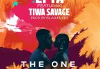 Efya – The One Ft Tiwa Savage mp3 download