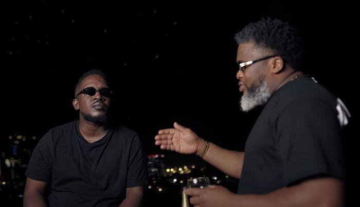 Larry Gaaga – Hold On Ft M.I. Abaga & Efya video