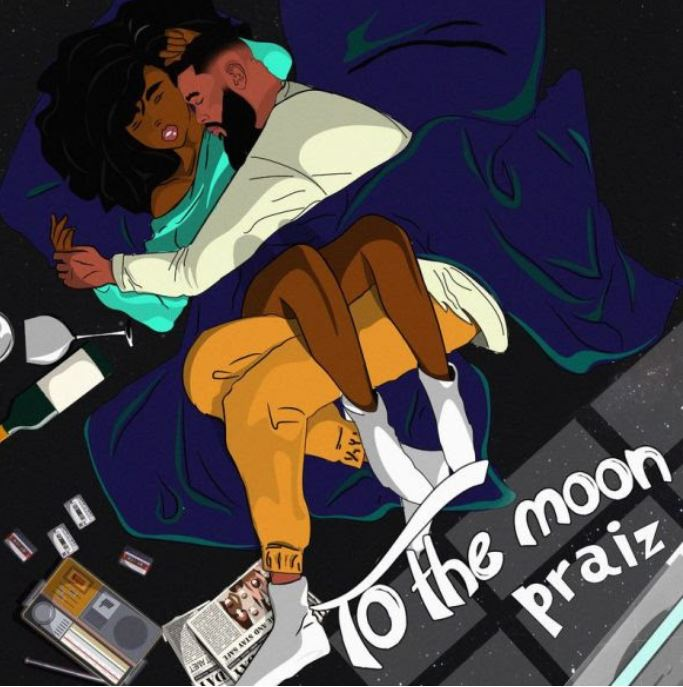 Praiz – To The Moon Ft Kingxn mp3 download