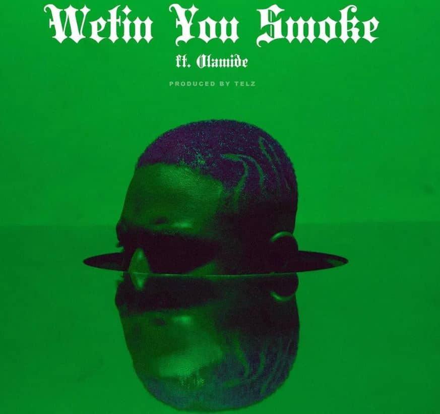 Prettyboydo – Wetin You Smoke Ft Olamide mp3 download