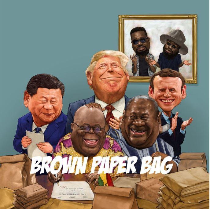 Sarkodie – Brown Paper Bag Ft M.anifest mp3 download