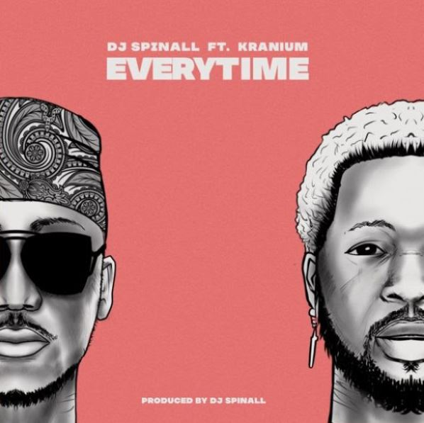 DJ Spinall – Everytime Ft Kranium mp3 download