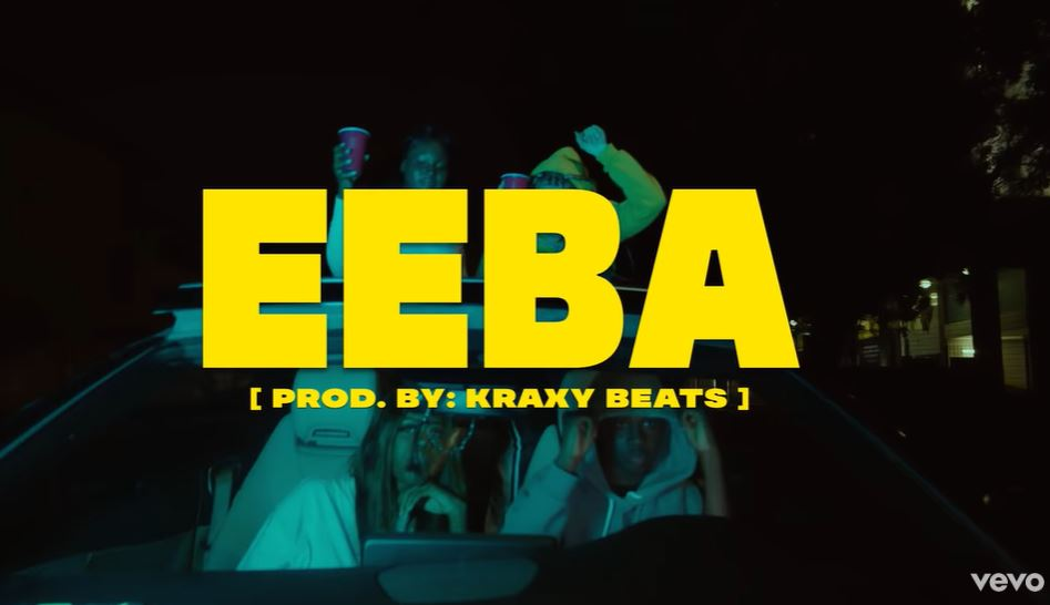 Eeba video by Larruso