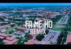 Emelia Brobbey - Fa Me Ko Remix video