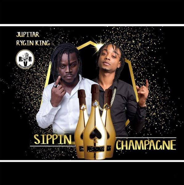 Jupitar – Sippin Champagne mp3 download Ft Rygin King