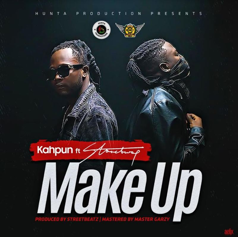 Kahpun - Makeup Ft Stonebwoy mp3 download