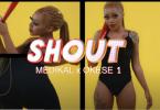 Medikal - Shout ft Okese1 (Official Video)