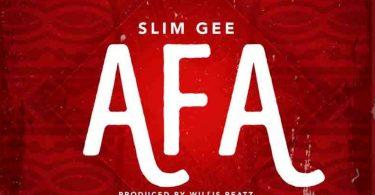 Slim Gee - Afa MP3 download