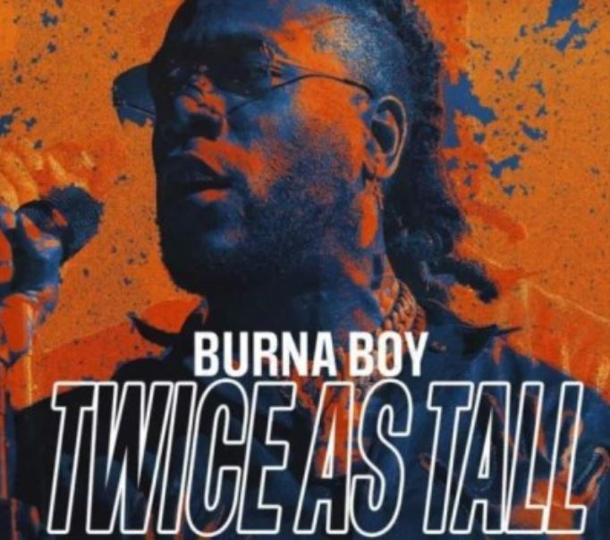 Burna Boy – Monsters You Made Ft Chris Martin