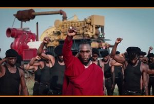 Burna Boy - Monsters You Made Ft Chris Martin (Official Video)