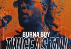 Burna Boy Bank on it