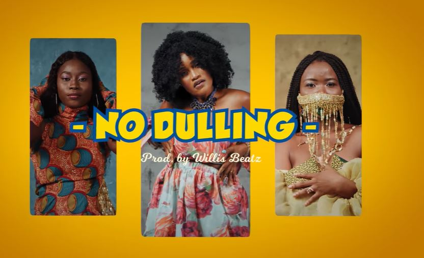 Keche & Kuami Eugene - No Dulling Video