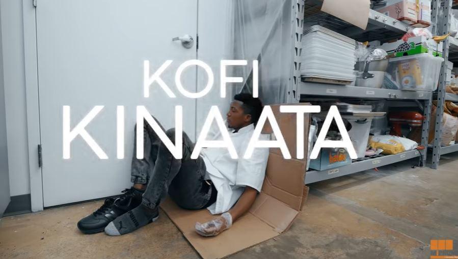 Kofi Kinaata – Behind The Scenes Video