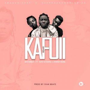 Showboy – Kafuii (Remix) Ft. Koo Ntakra & Kwaw Kese