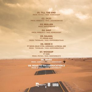 Teephlow - Road To Phlowducation 2 EP (Full Album)