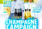 Vybz Kartel – Champagne Campaign Ft Sikka Rymes