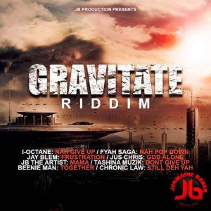 I-Octane - Nah Give Up (Gravitate Riddim)