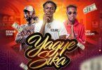 ItzLific - Yagye Sika Ft Ypee & Oseikrom Sikanii (Prod. by Sick Beatz)