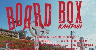Kahpun – Board Box video