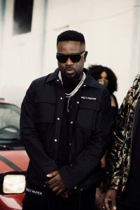 Sarkodie - Gimme Way Ft Prince Bright (Prod. by Pee Gh)