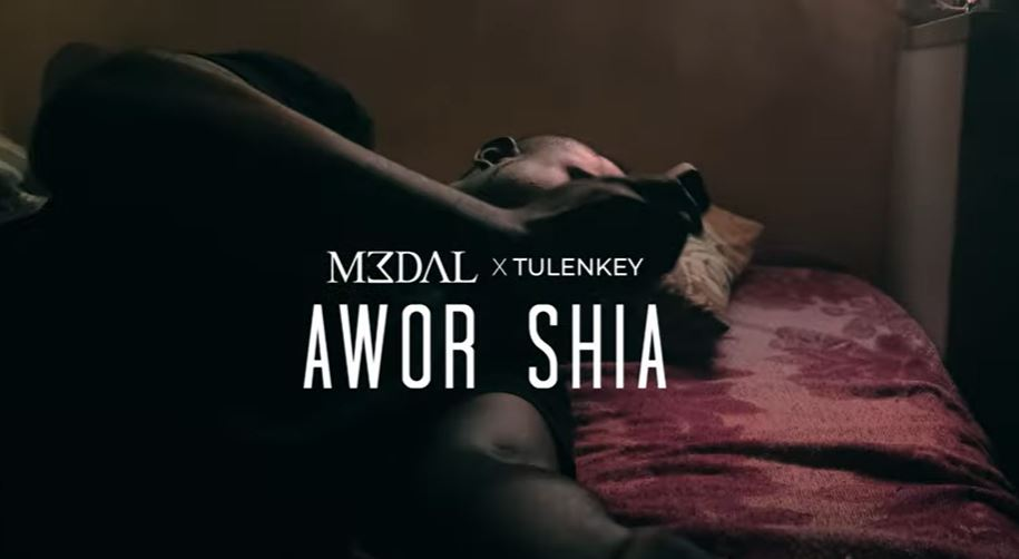 M3dal Ft Tulenkey – Awor Shia video