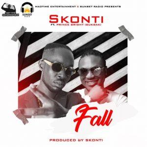 Skonti - Fall Ft Prince Bright (Prod. by Skonti)